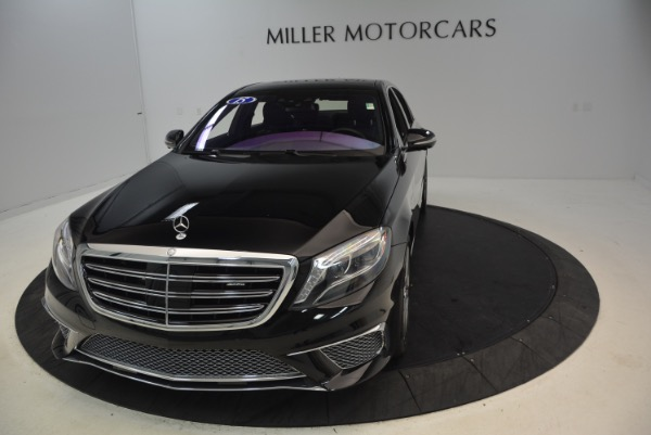 Used 2015 Mercedes-Benz S-Class S 65 AMG for sale Sold at Bentley Greenwich in Greenwich CT 06830 14