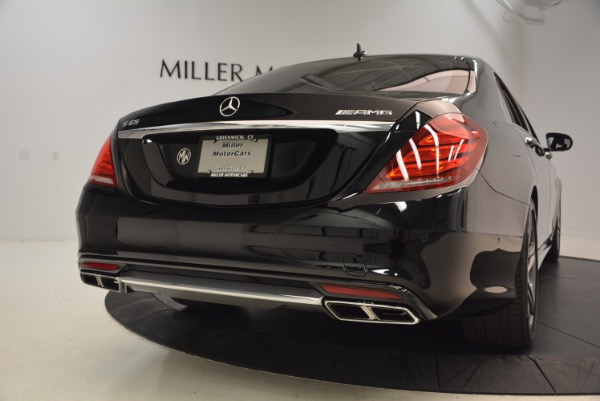 Used 2015 Mercedes-Benz S-Class S 65 AMG for sale Sold at Bentley Greenwich in Greenwich CT 06830 17