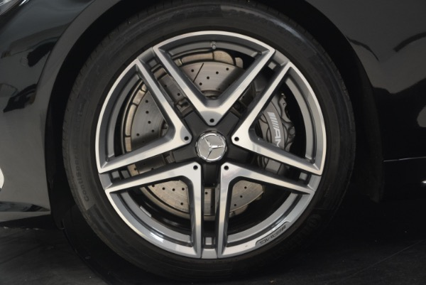Used 2015 Mercedes-Benz S-Class S 65 AMG for sale Sold at Bentley Greenwich in Greenwich CT 06830 18