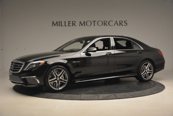 Used 2015 Mercedes-Benz S-Class S 65 AMG for sale Sold at Bentley Greenwich in Greenwich CT 06830 2