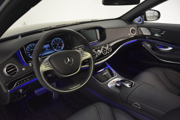 Used 2015 Mercedes-Benz S-Class S 65 AMG for sale Sold at Bentley Greenwich in Greenwich CT 06830 23
