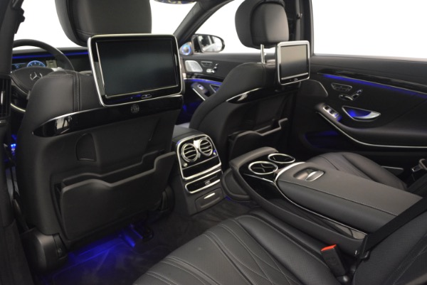 Used 2015 Mercedes-Benz S-Class S 65 AMG for sale Sold at Bentley Greenwich in Greenwich CT 06830 28
