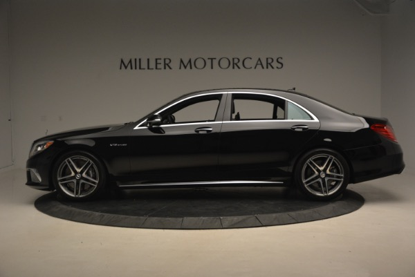 Used 2015 Mercedes-Benz S-Class S 65 AMG for sale Sold at Bentley Greenwich in Greenwich CT 06830 3