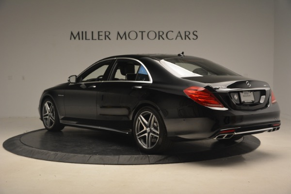 Used 2015 Mercedes-Benz S-Class S 65 AMG for sale Sold at Bentley Greenwich in Greenwich CT 06830 5