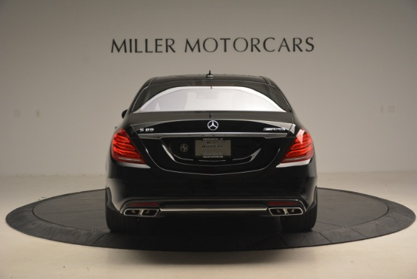 Used 2015 Mercedes-Benz S-Class S 65 AMG for sale Sold at Bentley Greenwich in Greenwich CT 06830 6