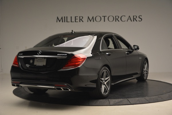 Used 2015 Mercedes-Benz S-Class S 65 AMG for sale Sold at Bentley Greenwich in Greenwich CT 06830 7
