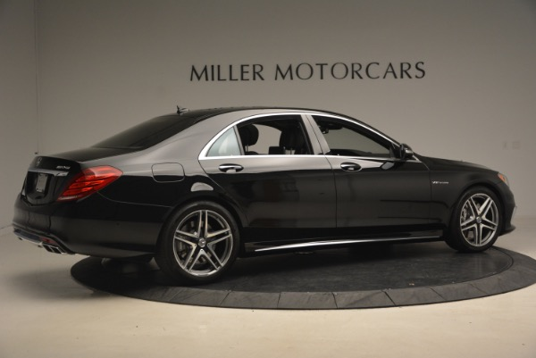 Used 2015 Mercedes-Benz S-Class S 65 AMG for sale Sold at Bentley Greenwich in Greenwich CT 06830 8