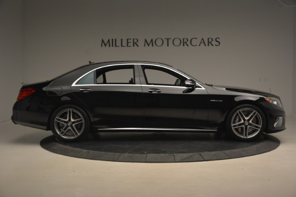 Used 2015 Mercedes-Benz S-Class S 65 AMG for sale Sold at Bentley Greenwich in Greenwich CT 06830 9