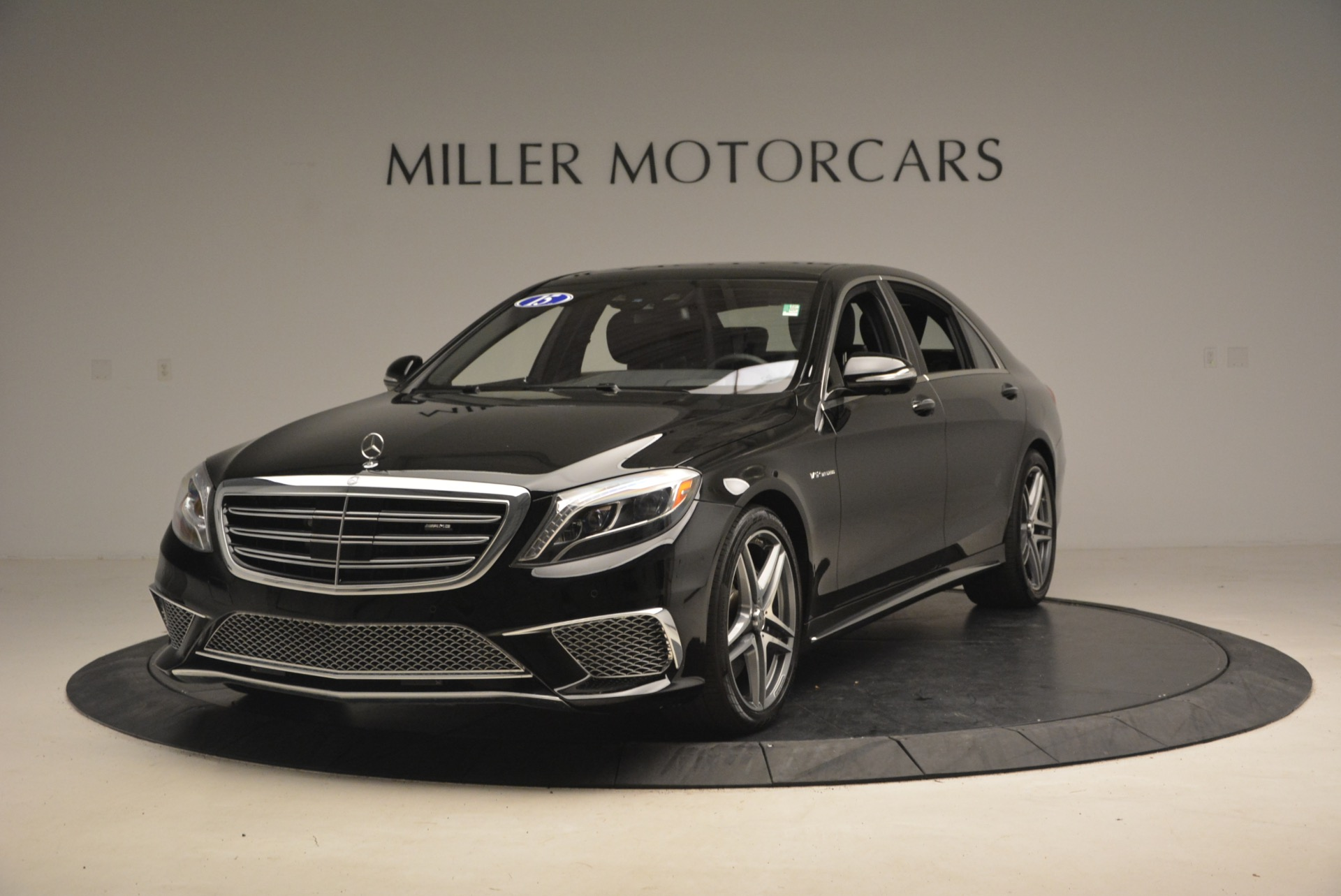 Used 2015 Mercedes-Benz S-Class S 65 AMG for sale Sold at Bentley Greenwich in Greenwich CT 06830 1