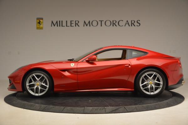 Used 2013 Ferrari F12 Berlinetta for sale Sold at Bentley Greenwich in Greenwich CT 06830 3