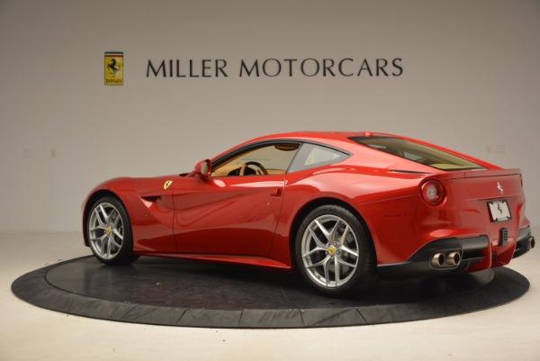 Used 2013 Ferrari F12 Berlinetta for sale Sold at Bentley Greenwich in Greenwich CT 06830 4