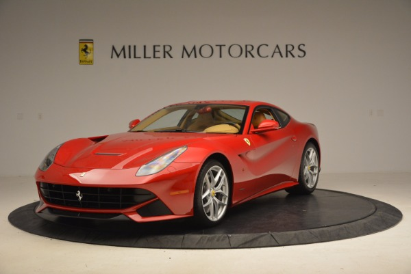 Used 2013 Ferrari F12 Berlinetta for sale Sold at Bentley Greenwich in Greenwich CT 06830 1