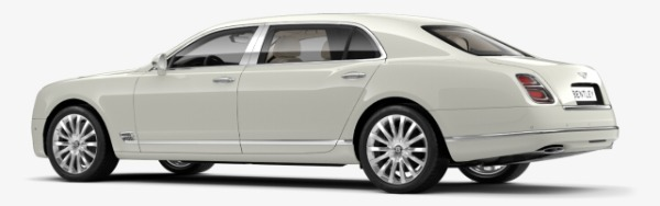 New 2017 Bentley Mulsanne EWB for sale Sold at Bentley Greenwich in Greenwich CT 06830 3