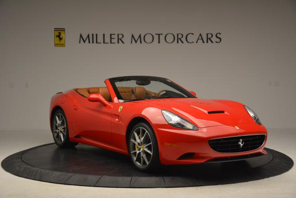 Used 2011 Ferrari California for sale Sold at Bentley Greenwich in Greenwich CT 06830 11