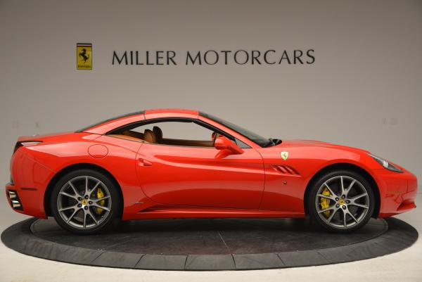 Used 2011 Ferrari California for sale Sold at Bentley Greenwich in Greenwich CT 06830 21