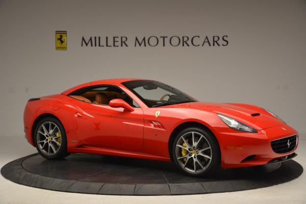 Used 2011 Ferrari California for sale Sold at Bentley Greenwich in Greenwich CT 06830 22