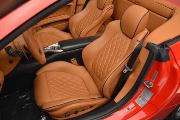 Used 2011 Ferrari California for sale Sold at Bentley Greenwich in Greenwich CT 06830 27