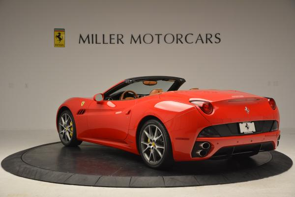 Used 2011 Ferrari California for sale Sold at Bentley Greenwich in Greenwich CT 06830 5