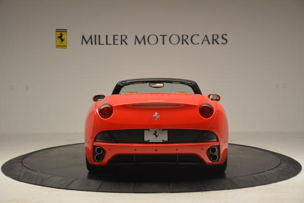 Used 2011 Ferrari California for sale Sold at Bentley Greenwich in Greenwich CT 06830 6