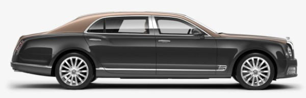New 2017 Bentley Mulsanne Extended Wheelbase for sale Sold at Bentley Greenwich in Greenwich CT 06830 2