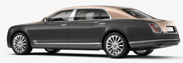 New 2017 Bentley Mulsanne Extended Wheelbase for sale Sold at Bentley Greenwich in Greenwich CT 06830 3