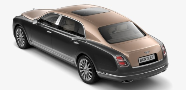New 2017 Bentley Mulsanne Extended Wheelbase for sale Sold at Bentley Greenwich in Greenwich CT 06830 4