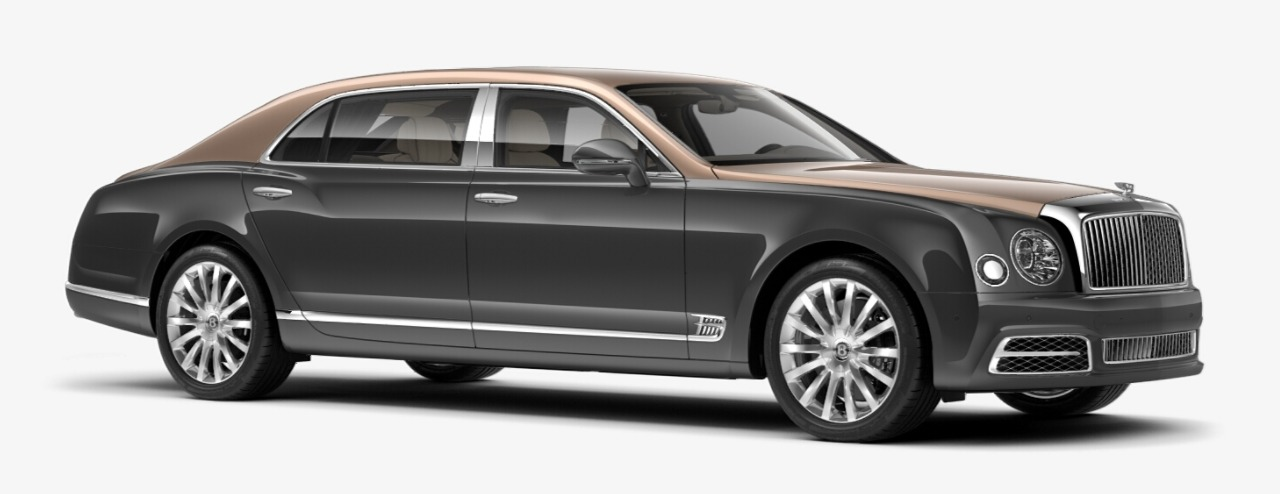 New 2017 Bentley Mulsanne Extended Wheelbase for sale Sold at Bentley Greenwich in Greenwich CT 06830 1