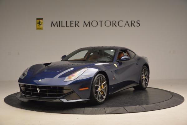 Used 2017 Ferrari F12 Berlinetta for sale Sold at Bentley Greenwich in Greenwich CT 06830 1