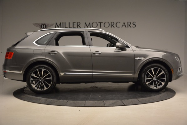 New 2018 Bentley Bentayga Activity Edition-Now with seating for 7!!! for sale Sold at Bentley Greenwich in Greenwich CT 06830 10