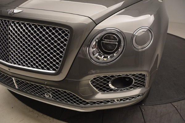 New 2018 Bentley Bentayga Activity Edition-Now with seating for 7!!! for sale Sold at Bentley Greenwich in Greenwich CT 06830 16