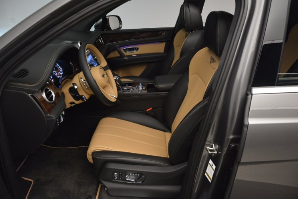 New 2018 Bentley Bentayga Activity Edition-Now with seating for 7!!! for sale Sold at Bentley Greenwich in Greenwich CT 06830 26