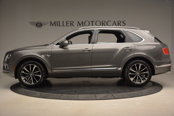New 2018 Bentley Bentayga Activity Edition-Now with seating for 7!!! for sale Sold at Bentley Greenwich in Greenwich CT 06830 3