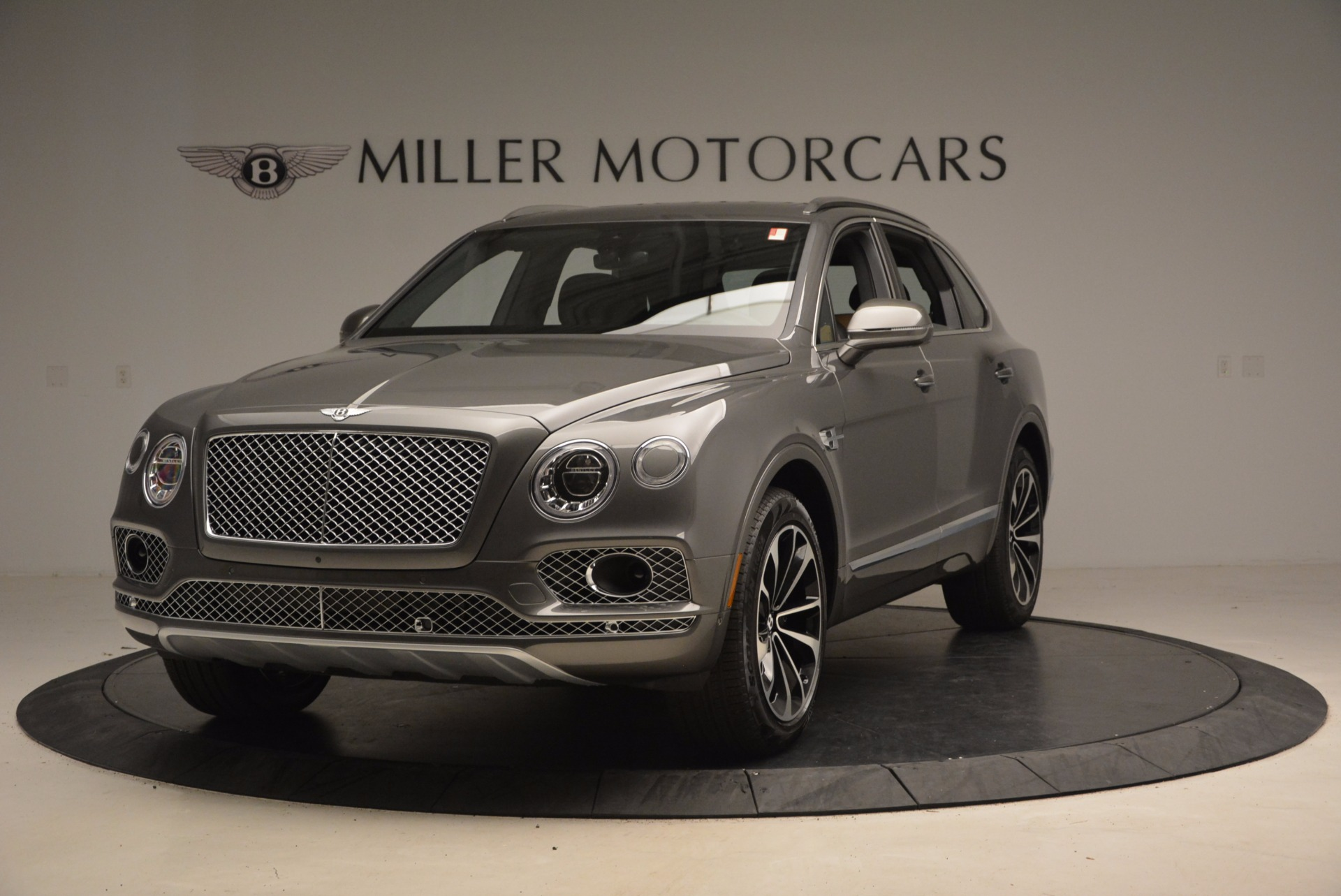 New 2018 Bentley Bentayga Activity Edition-Now with seating for 7!!! for sale Sold at Bentley Greenwich in Greenwich CT 06830 1