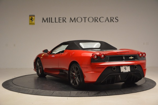 Used 2009 Ferrari F430 Scuderia 16M for sale Sold at Bentley Greenwich in Greenwich CT 06830 17