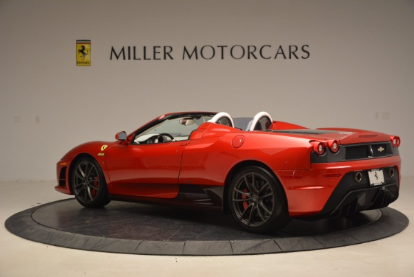 Used 2009 Ferrari F430 Scuderia 16M for sale Sold at Bentley Greenwich in Greenwich CT 06830 4