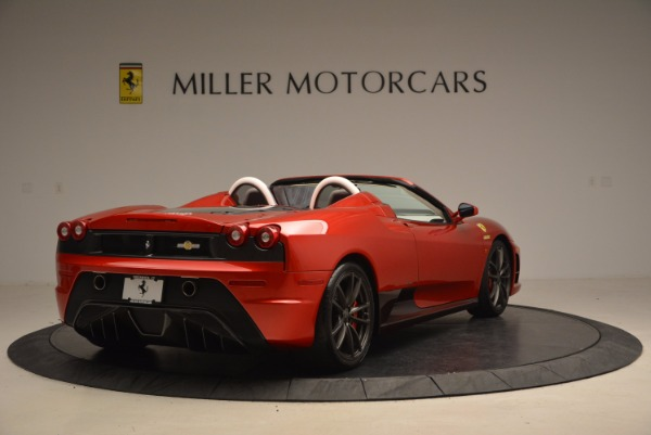 Used 2009 Ferrari F430 Scuderia 16M for sale Sold at Bentley Greenwich in Greenwich CT 06830 7