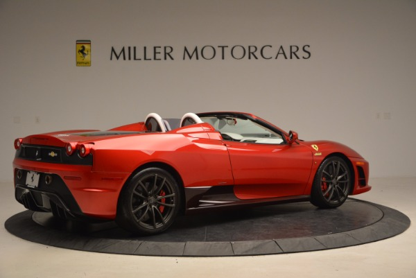 Used 2009 Ferrari F430 Scuderia 16M for sale Sold at Bentley Greenwich in Greenwich CT 06830 8