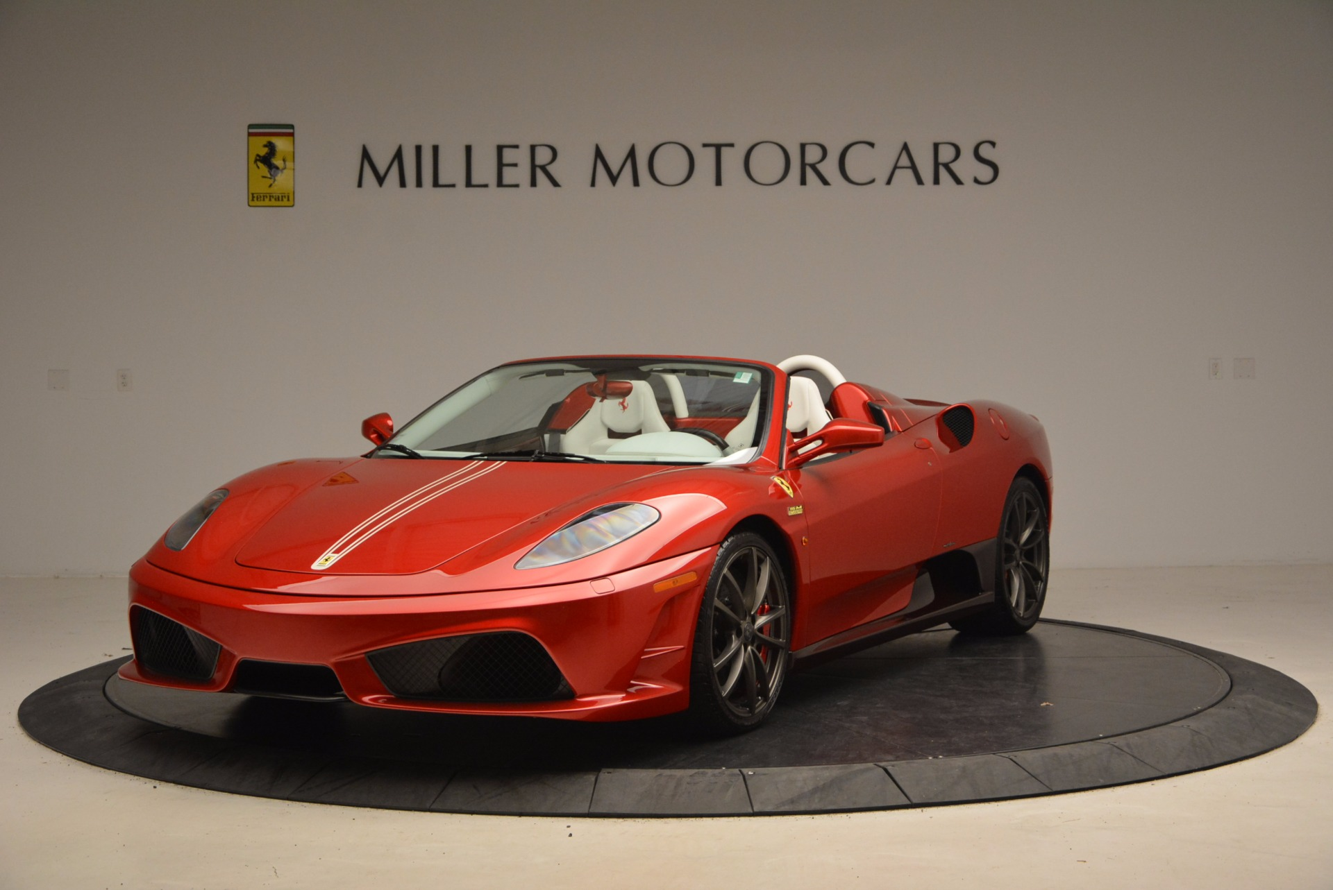 Used 2009 Ferrari F430 Scuderia 16M for sale Sold at Bentley Greenwich in Greenwich CT 06830 1