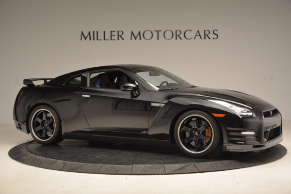 Used 2014 Nissan GT-R Track Edition for sale Sold at Bentley Greenwich in Greenwich CT 06830 10