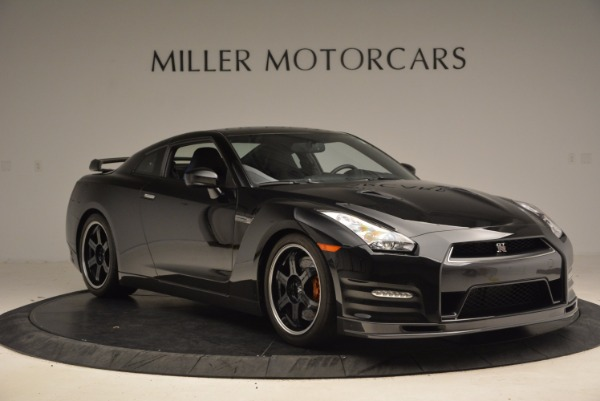 Used 2014 Nissan GT-R Track Edition for sale Sold at Bentley Greenwich in Greenwich CT 06830 11