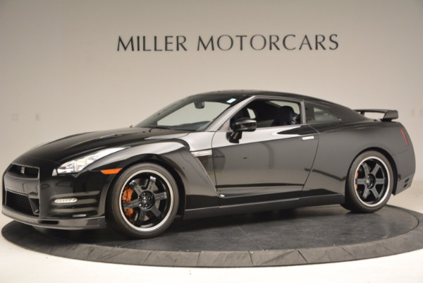 Used 2014 Nissan GT-R Track Edition for sale Sold at Bentley Greenwich in Greenwich CT 06830 2