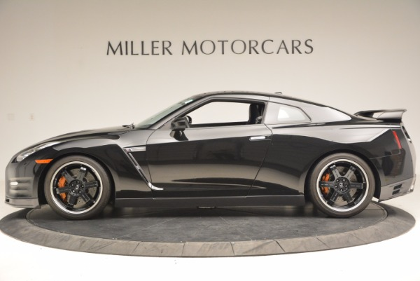 Used 2014 Nissan GT-R Track Edition for sale Sold at Bentley Greenwich in Greenwich CT 06830 3