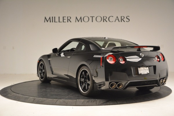 Used 2014 Nissan GT-R Track Edition for sale Sold at Bentley Greenwich in Greenwich CT 06830 5