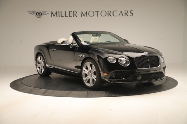 Used 2016 Bentley Continental GTC V8 S for sale $142,900 at Bentley Greenwich in Greenwich CT 06830 11
