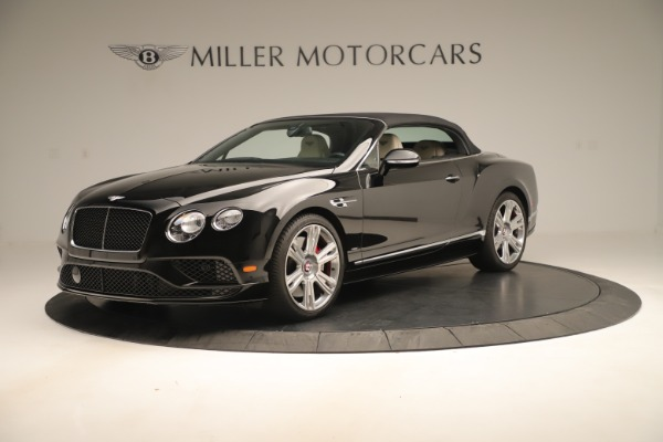 Used 2016 Bentley Continental GTC V8 S for sale $142,900 at Bentley Greenwich in Greenwich CT 06830 13