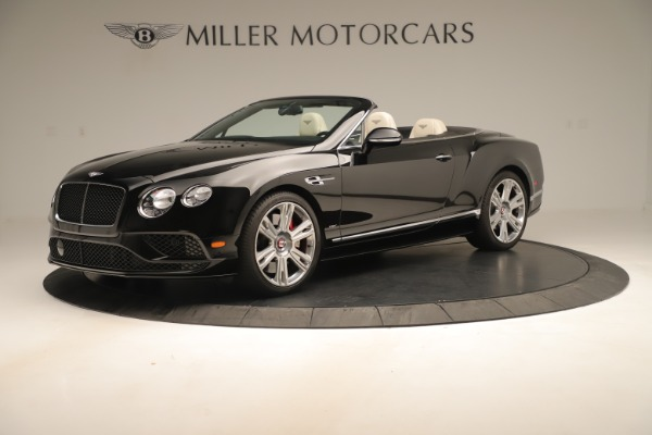 Used 2016 Bentley Continental GTC V8 S for sale $142,900 at Bentley Greenwich in Greenwich CT 06830 2