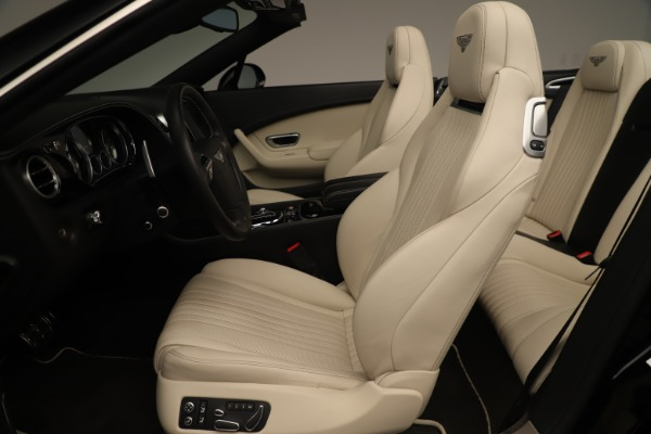 Used 2016 Bentley Continental GTC V8 S for sale $142,900 at Bentley Greenwich in Greenwich CT 06830 23
