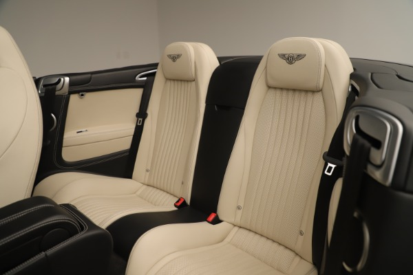 Used 2016 Bentley Continental GTC V8 S for sale $142,900 at Bentley Greenwich in Greenwich CT 06830 26