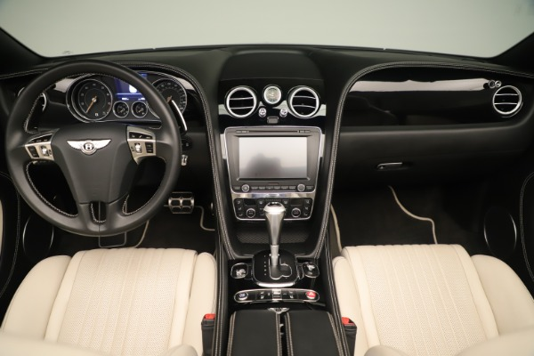 Used 2016 Bentley Continental GTC V8 S for sale $142,900 at Bentley Greenwich in Greenwich CT 06830 27