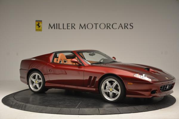 Used 2005 Ferrari Superamerica for sale Sold at Bentley Greenwich in Greenwich CT 06830 10